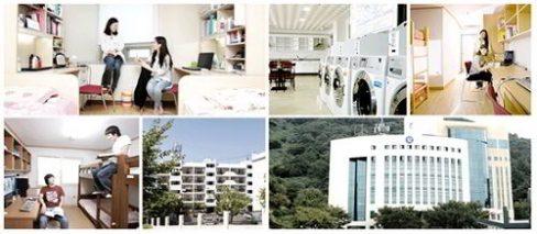 Những thuận lợi khi du học sinh Hàn ở ký túc xá