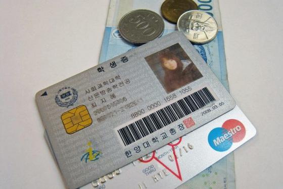 Tài khoản ngân hàng của du học sinh ở Hàn Quốc rất quan trọng