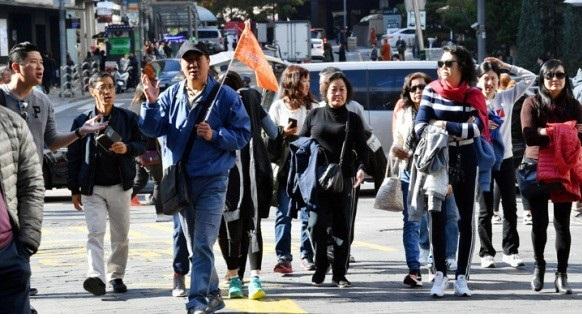 Du khách Việt Nam có thể sang Hàn Quốc trong dịp Olympic Mùa đông 2018 mà không cần Visa.