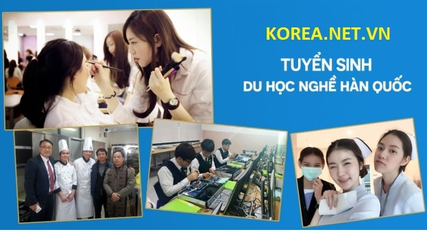 Hiện rất ít cty làm ra được visa D4-6 du học nghề Hàn Quốc này như cty du học KNET -> korea.net.vn