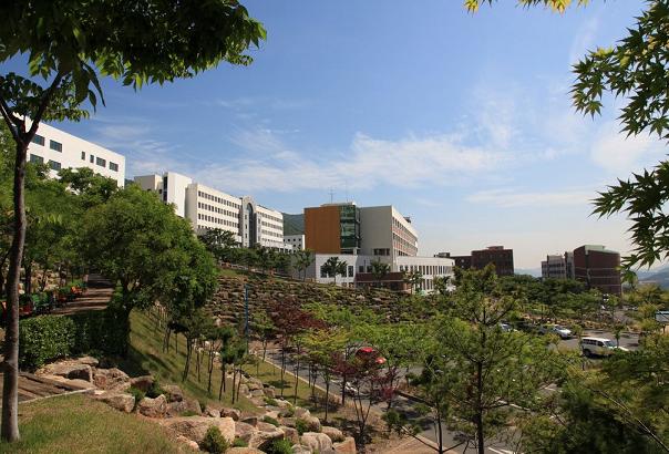 Cơ sở chính của trường đại học Youngsan