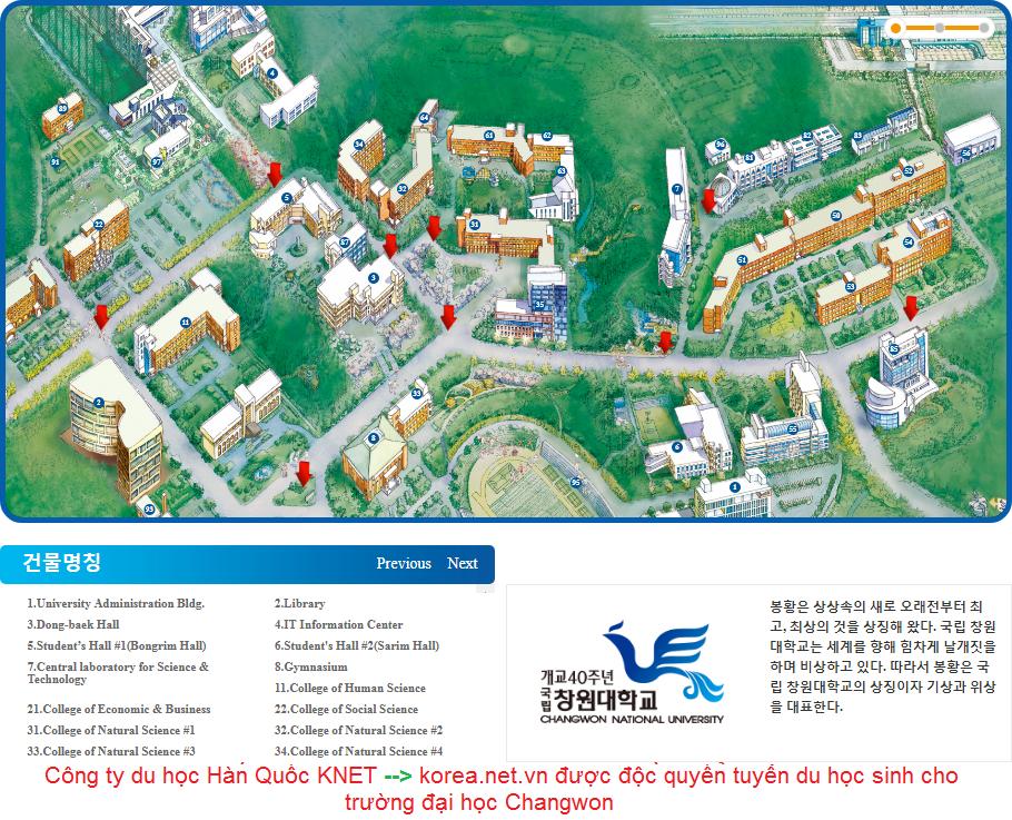 trường đại học Changwon