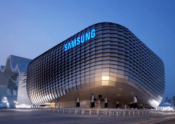 Tập đoàn điện tử Samsung