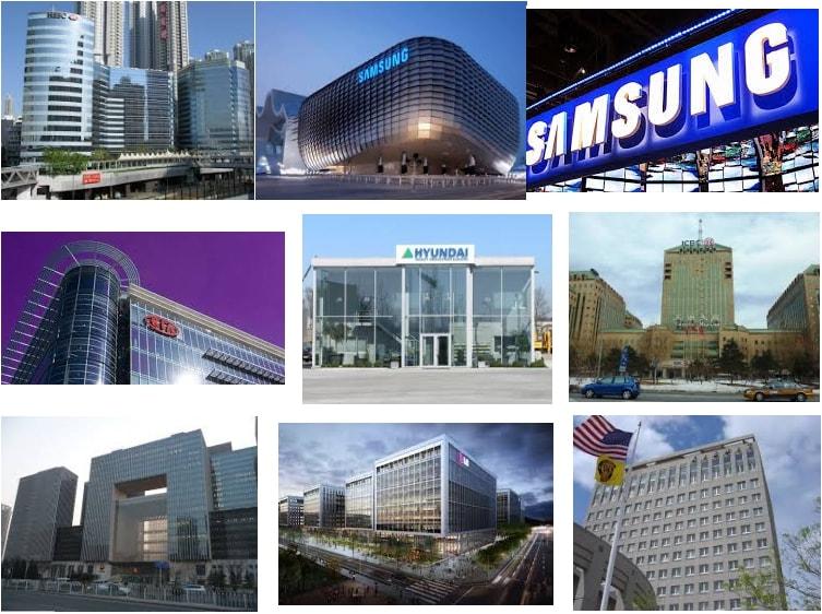 """Các công ty lớn mạnh nhất Hàn Quốc đang làm cho cả thế giới """"kinh ngạc"""""""
