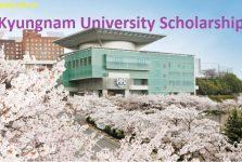 Học Bổng Đại Học Kyungnam
