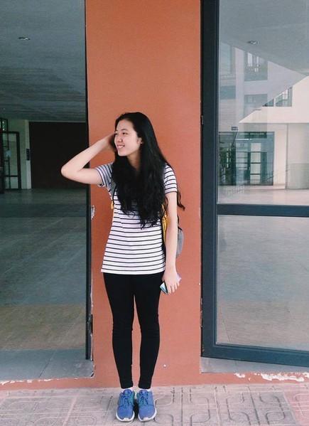 Vũ Thu Trang – Tân sinh viên ngành Quản trị Kinh doanh, Đại học Hongik