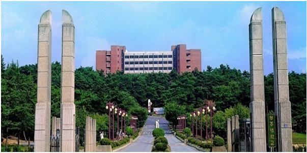Toàn cảnh của Gyeongju University