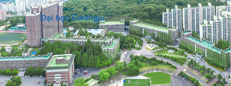 Toàn cảnh Trường đại học Gwangju