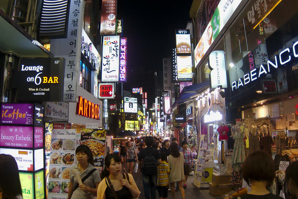 Địa chỉ: Myeongdong-gil, Jung-gu, Seoul, Hàn Quốc