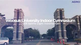 Đại học Hàn Quốc - Woosuk