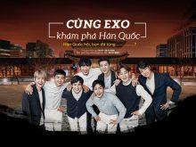 Du lịch Hàn Quốc cùng EXO
