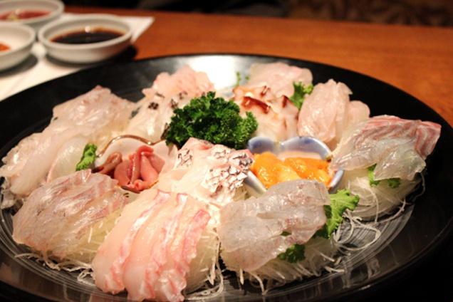 Phố gỏi cá Millak- dong (Busan) Phố gỏi cá Millak- dong (Busan)