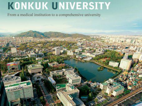 Trường Đại học Konkuk là một trong những trường có chương trình đào tạo toàn diện nhất tại Hàn Quốc
