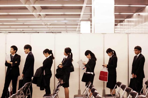 Văn hóa làm việc của người Hàn bắt đầu từ quá trình đi tìm việc