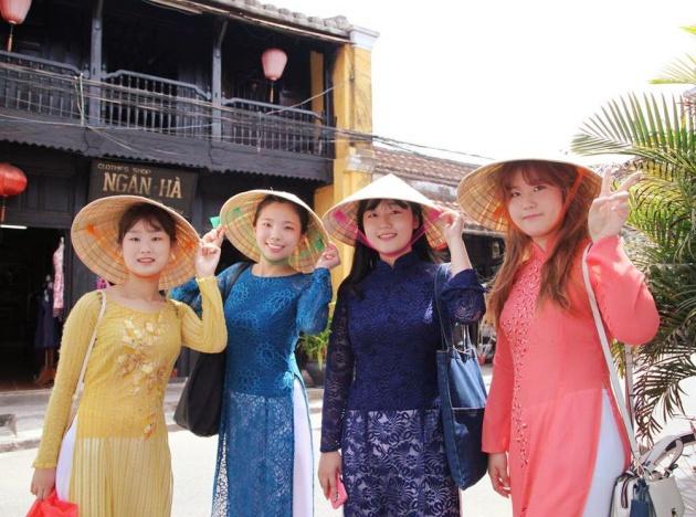 Chỉ trong quý 1 năm 2019, đã có hơn 1 triệu du khách Hàn Quốc qua Việt Nam du lịch