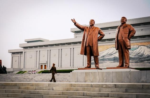 Một trong những địa điểm các bạn có thể tham quan tại Triều Tiên