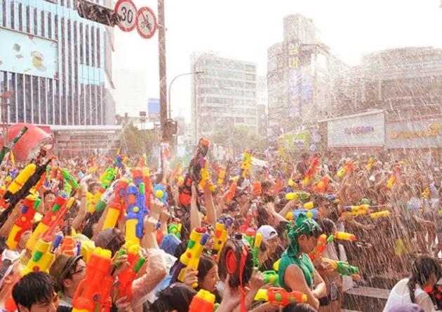 Lễ hội Bắn Súng Nước Sinchon