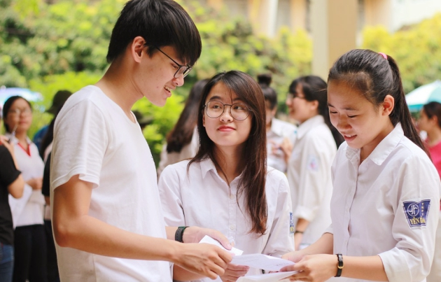 Kỳ thi Tốt nghiệp THPT cấp quốc gia luôn thu hút được sự chú ý của nhiều người