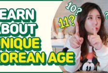 Cách tính tuổi của người Hàn Quốc gây nhiều khó khăn và hiểu nhầm trong cuộc sống