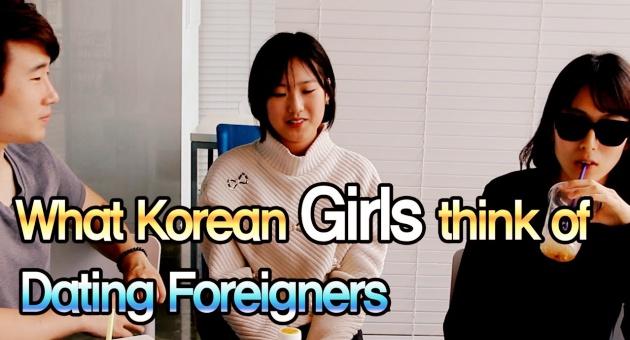 Con gái Hàn nghĩ gì về việc hẹn hò với người nước ngoài ở Hàn Quốc?
