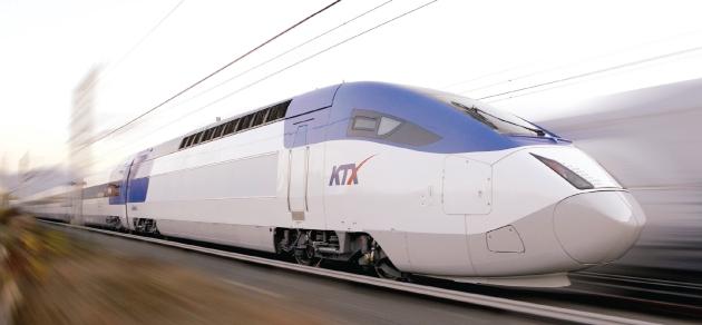 Mẫu tàu KTX nhanh nhất tại Hàn Quốc hiện nay