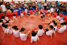 Lễ hội Cà chua Gwangju Toechon