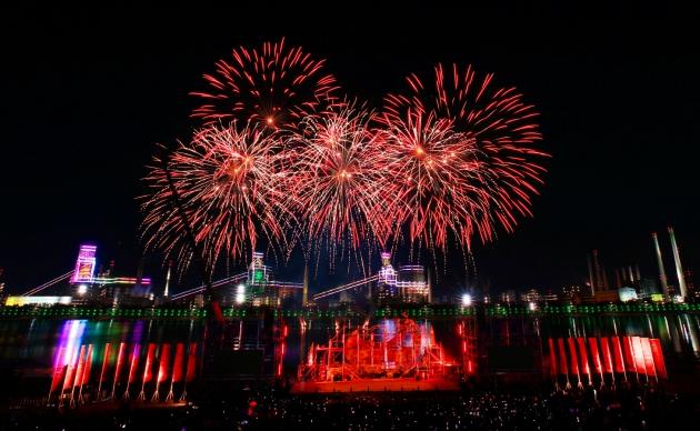 Lễ hội Pháo hoa Quốc tế Pohang