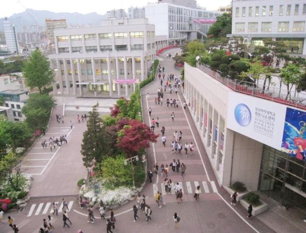Học phí tại Trường Đại học Nữ sinh Sungshin là không quá đắt