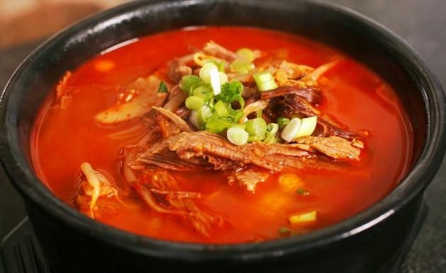 Yukgaejang - Thịt bò hầm rau củ