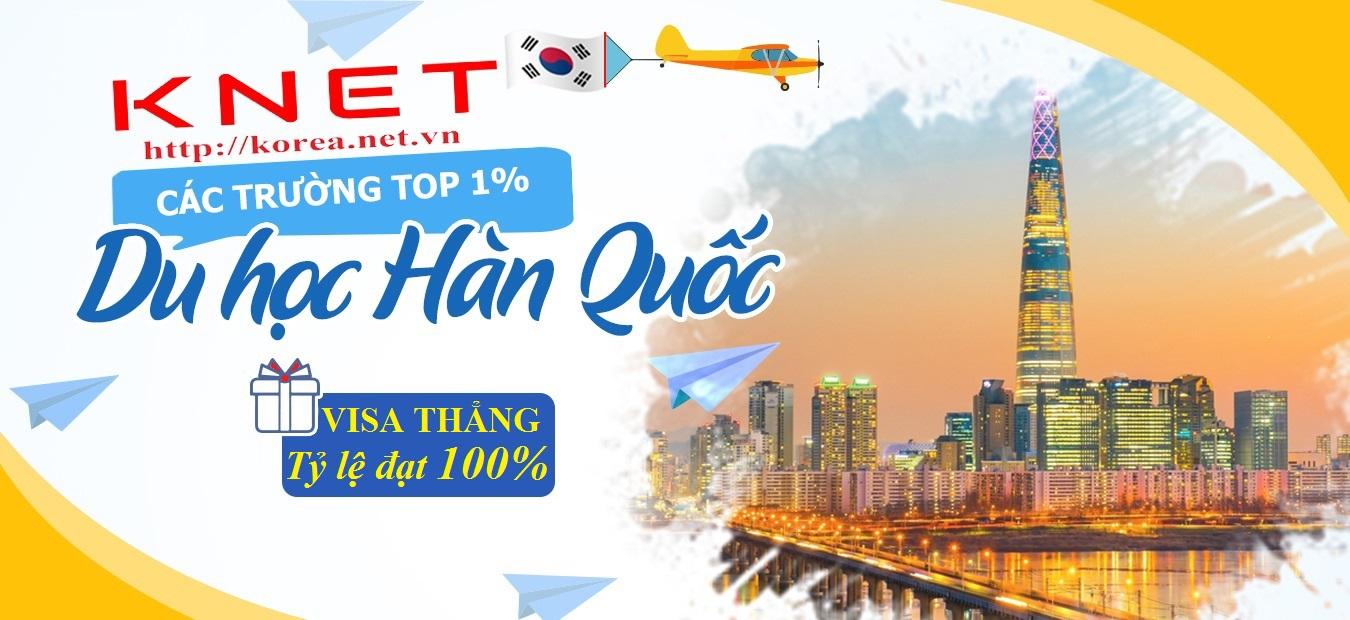 Công ty Du học Hàn quốc KNET - Korea.net.vn