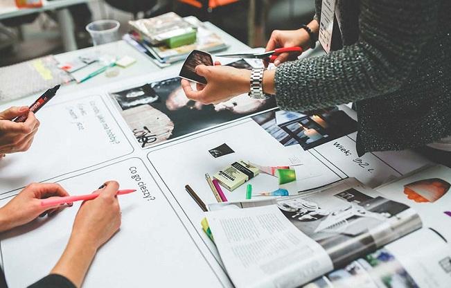 Thiết kế là ngành học rất hợp với các bạn trẻ có óc khám phá và sáng tạo