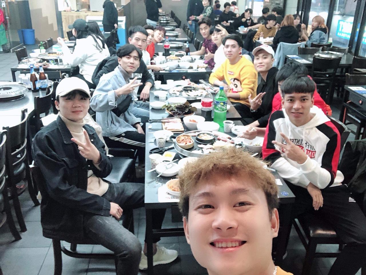 Ăn uống ở Hàn Quốc