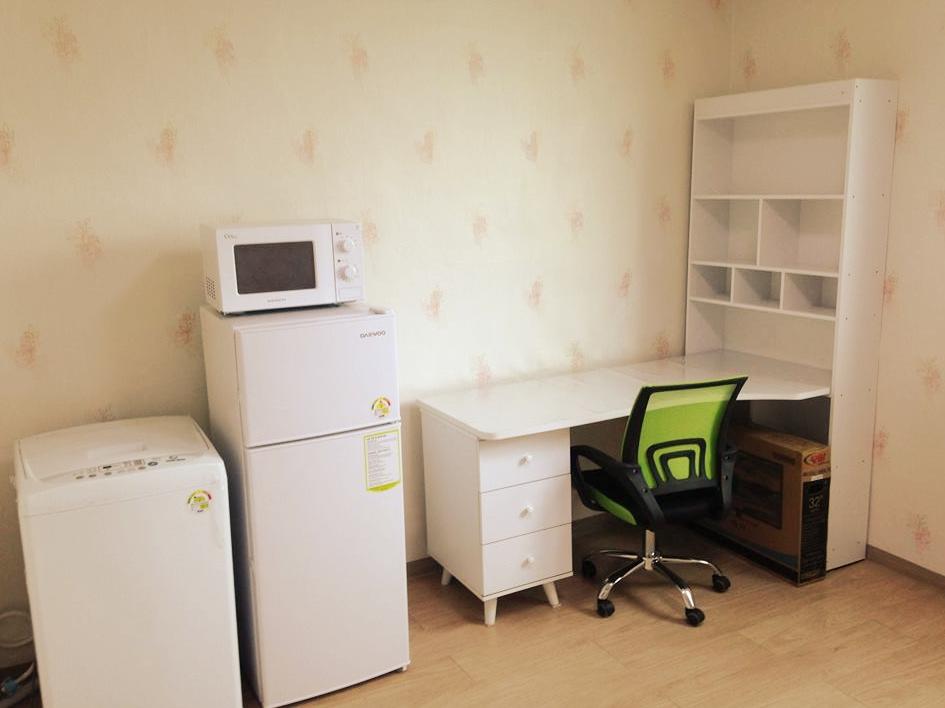 Hình ảnh phòng ký túc xá nội trú tại trường Đại học Daegu Haany