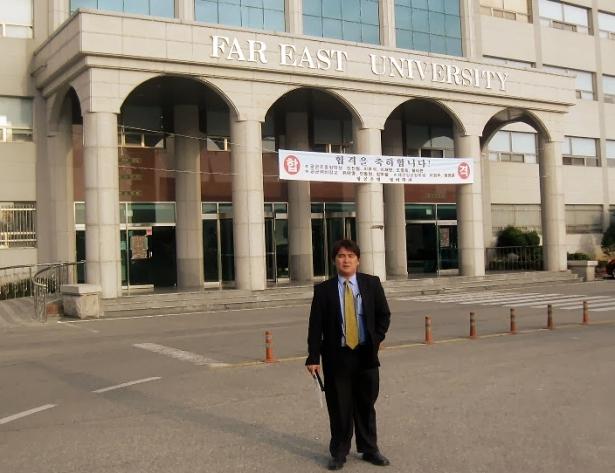 Chương trình học tiếng của Far East University thuộc vào tầm trung trong số các trường ở Hàn Quốc