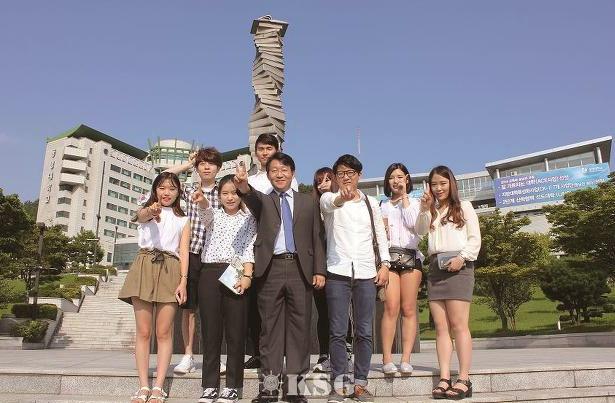 Các chuyên ngành học của trường Đại học Tongmyong rất đa dạng
