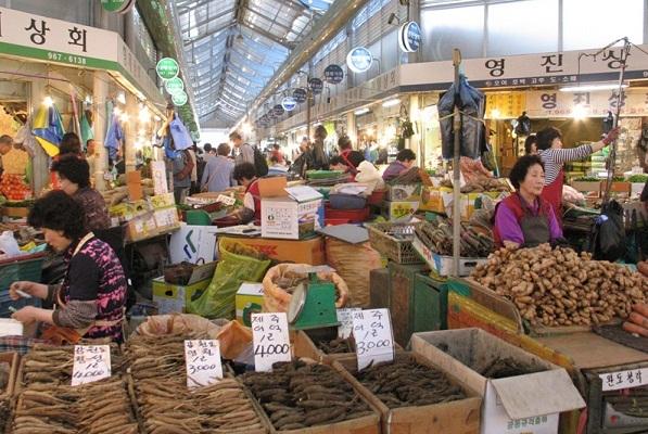 Chợ sâm Bujeon