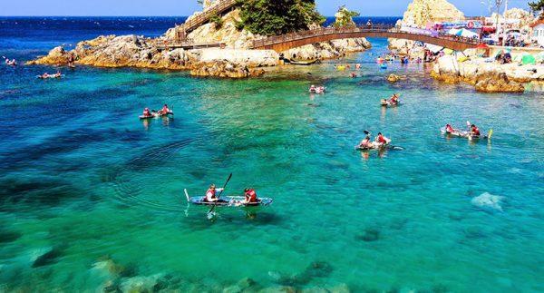 Đến Hàn Quốc vào mùa hè bạn sẽ được ngắm nhìn nhiều cảnh đẹp nhất