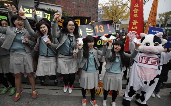 Điều kiện du học Hàn Quốc năm 2020