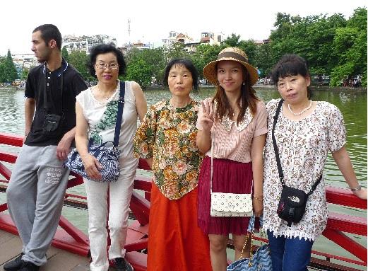 Đến Việt Nam sống, cuộc sống của họ thoải mái hơn khi ở Hàn Quốc