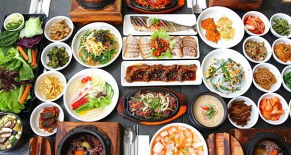 Ẩm thực Hàn Quốc có mặt rất nhiều nơi tại Việt Nam