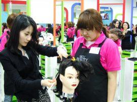 Du học nghề tại Hàn Quốc ngành làm tóc sẽ rất có lợi cho bạn
