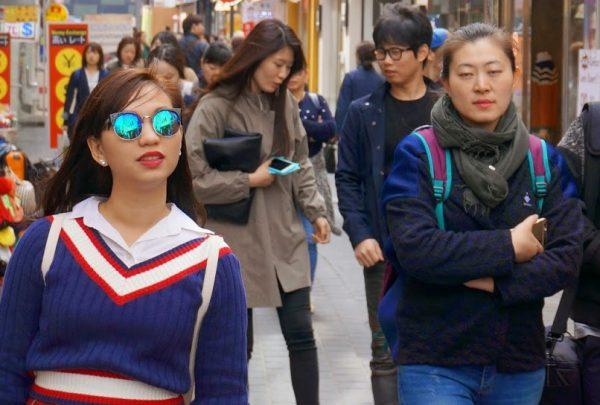 Khu phố người Hàn tại Việt Nam