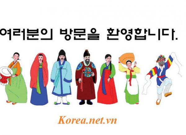 Ngành ngôn ngữ Hàn Quốc dạy bạn rất nhiều về văn hóa, ngôn ngữ Hàn Quốc