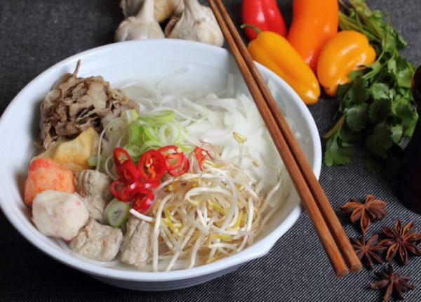 Phở- món ăn đường phố yêu thích nhất của người Việt