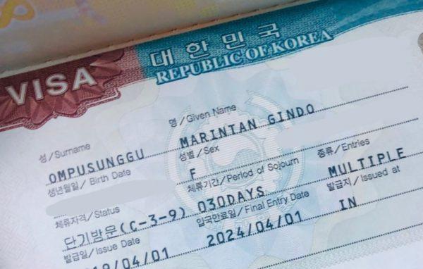 Visa Hàn Quốc Multiple 5 năm bây giờ rất khó xin