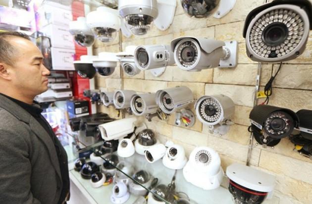 CCTV tại Hàn Quốc đặt ra câu hỏi về quyền riêng tư của người dân