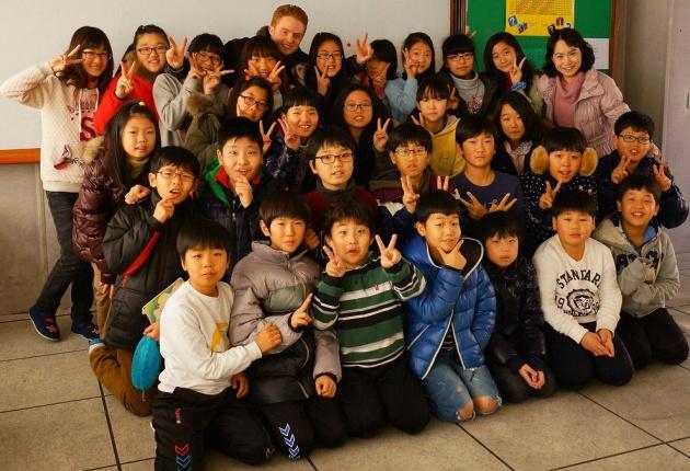 Top nghề nghiệp mà học sinh tiểu học tại Hàn Quốc lựa chọn là gì?
