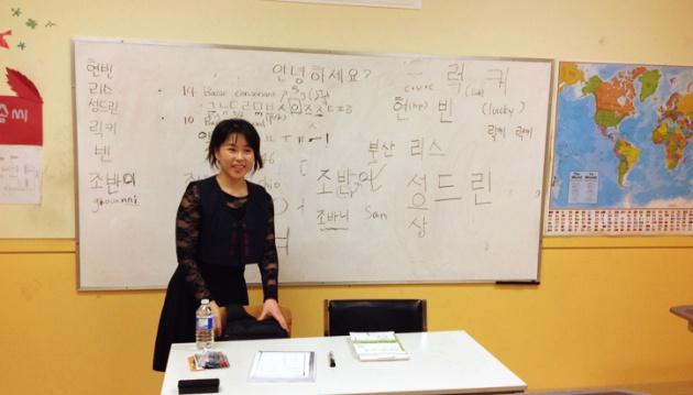 Du học tiếng là lựa chọn hàng đầu của du học sinh Việt Nam khi đi du học Hàn Quốc