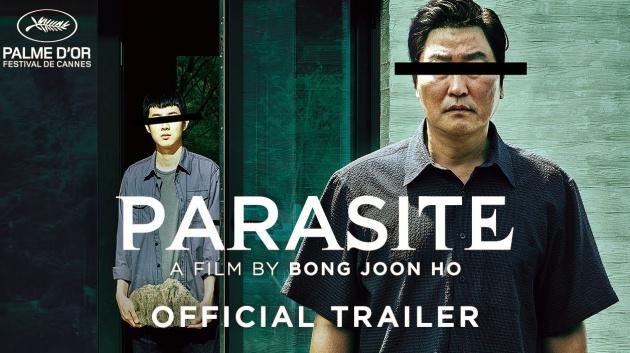 """Bộ phim """"Parasite"""" đình đám hiện nay khai thác sâu sắc về khoảng cách giàu nghèo giữa tầng lớp thìa đất và thìa vàng"""