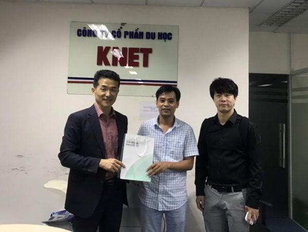 Công ty tư vấn du học Knet có nhiều liên kết với các trường đại học nổi tiếng tại Hàn Quốc
